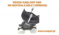 Wózek kablowy KBK 98247044 CABLE CARRIAGE